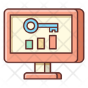 Keywords And Rankings Icon