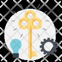 Keywords Optimization Icon