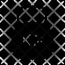 Kg Kilogram Kettlebell Icon