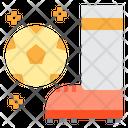 Kick Icon