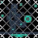 Kick Thwack Fun Icon