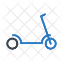 Kick Scooter Icon