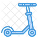 Kick Scooter Scooter Ride Icon