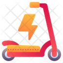 Kick Scooter Scooter Transportations Icon