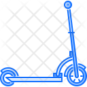 Kick scooter Icon