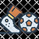 Kickball Icon
