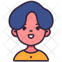 Boy Kid Children Icon