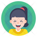 Avatar Child Girl Icon