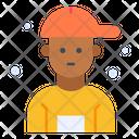 Kid Boy Person Icon