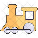 Toy Train Kids Icon