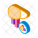 Human Liver Cancer Icon