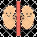Kidney Emoji Icon