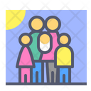 Kids Newborn Baby Icon