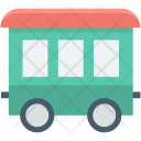 Kids Play Train Icon