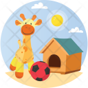 Kids Party Toys Icon