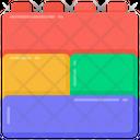 Toy Kids Blocks Blocks Icon