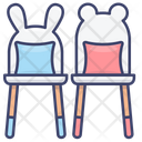 Kids Chair Icon