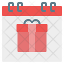 Kids Event Calendary Events Icon