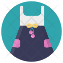 Frock Apparel Garment Icon