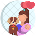 Kids Lover Icon