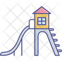 Amusement Park Fun Kids Park Icon