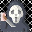 Killer Avatar Spooky Icon
