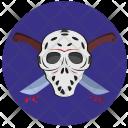 Killer Mask Face Icon