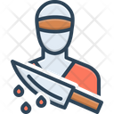Killer Slaughterer Assassin Icon