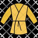 Kimono Karate Cloth Icon