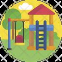 Kindergarten Slide Icon