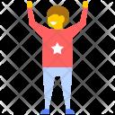 Kindergartner boy Icon