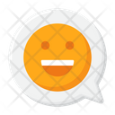 Kindness Happy Chat Happy Message Icon
