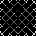 Kinetics Motion Kinematics Icon