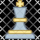 King Chess Icon