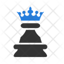 King Chess Effectiveness Icon