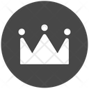 King Top Crown Icon