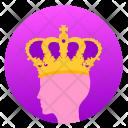 King Crown Imperior Icon