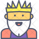 King Emperor President Icon