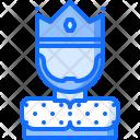 King Crown Fairy Icon