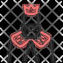 King Royal Man Icon