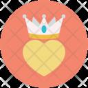 King Love Royal Icon