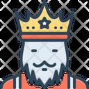 King Monarch Emperor Icon