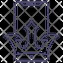 King Crown Phone Icon