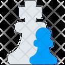 Figure King Pawn Icon