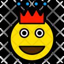 King Emperor Sovereign Icon