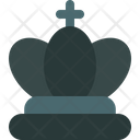 Lord King Chess Icon
