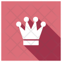 King Award Badge Icon