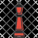 King Chess Piece Icon