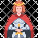 Iking Arthur King Arthur King Icon