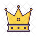 King Crown Crown King Icon